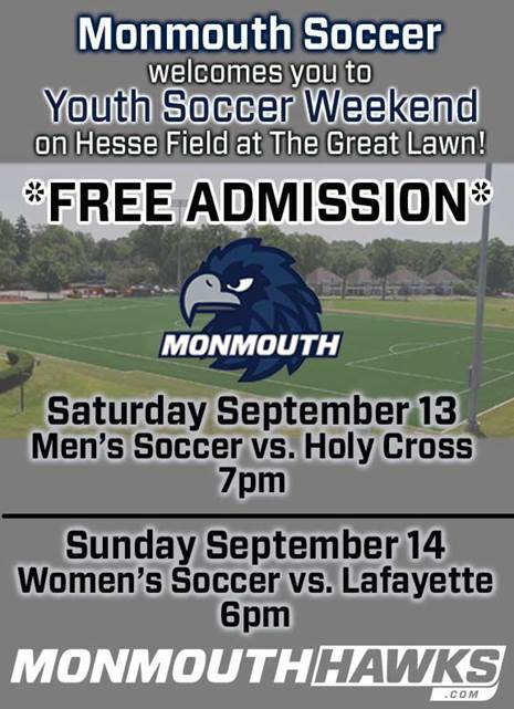 Youth Soccer Weekend WLB